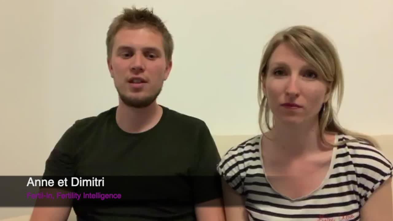 Vignette de Témoignage Anne et Dimitri, un couple parmi nos premiers testeurs
